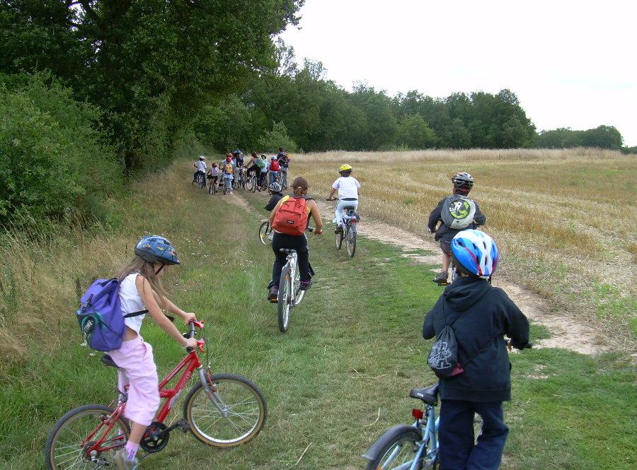 Randonnées vélo en Eure et Loir