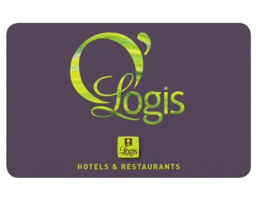 Carte de fidélité Hotel 3 étoiles Logis à Chateaudun