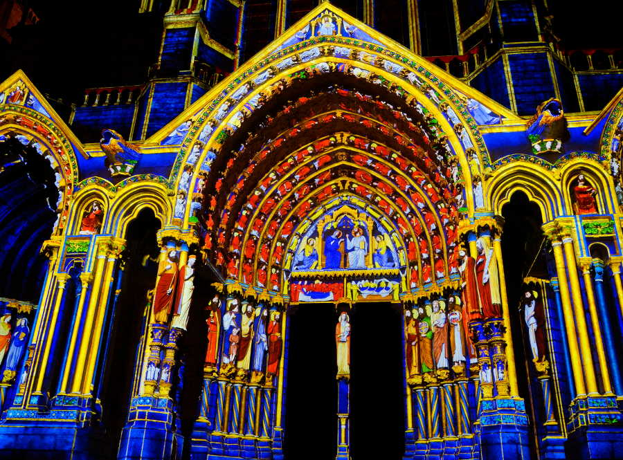 Chartres en lumières hôtel 3 étoiles Logis