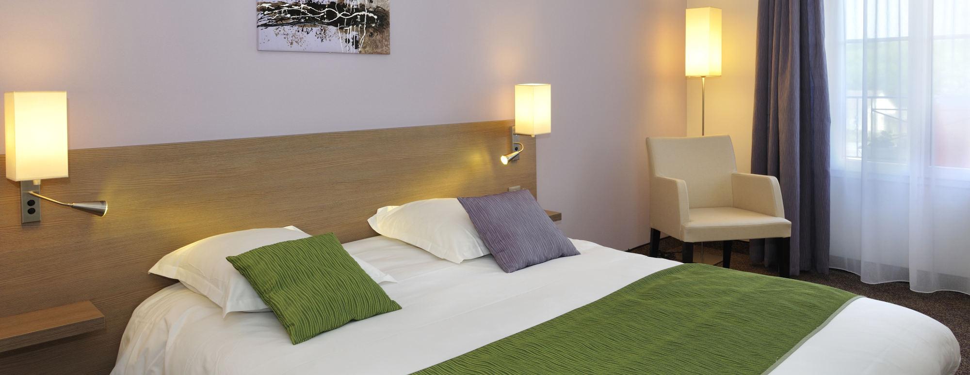 Chambre confort hôtel 3 *