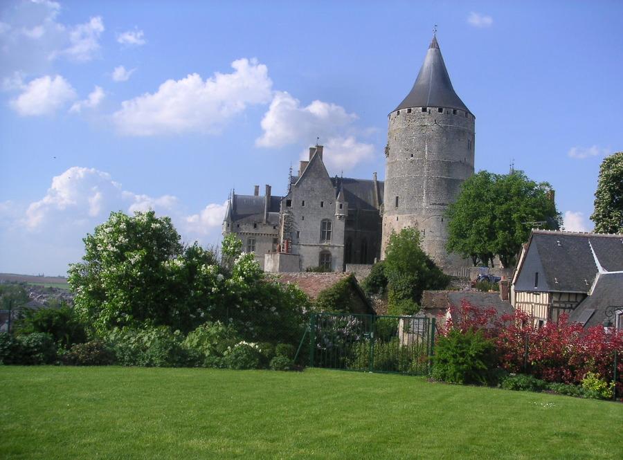 Château de Châteaudun Hôtel 3*