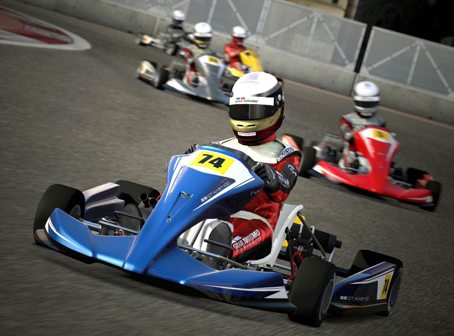 Karting en région Centre et Vallée du Loir