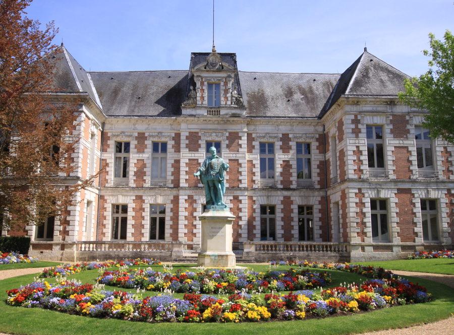 Ronsard Vendôme Hôtel 3 étoiles Logis