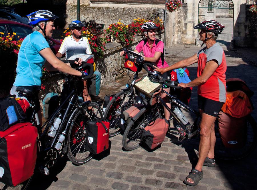 vélo et vtt vallée du Loir en region centre