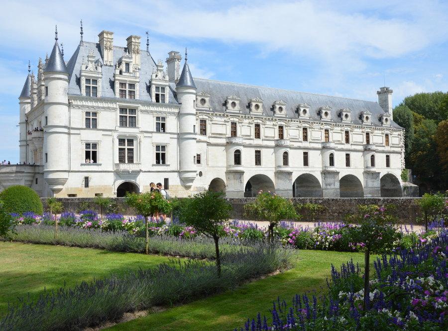 Chateau de chenonceau châteaux de la loire