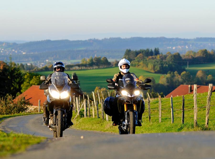 Road trip moto en région centre hôtel motard près chartres